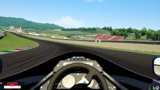 Assetto Corsa : This is Your Brain. This is Your Brain on TURBO! (Lotus 98T @ Mugello)