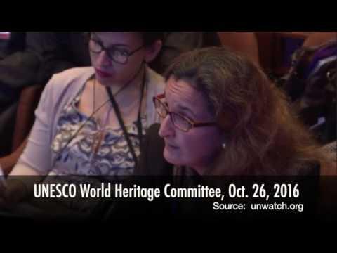 UNESCO debate on Jerusalem - World Heritage Committee 2016