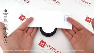 Вертикальные жалюзи Скрин белый 3801 - обзор ткани за 1 минуту от Rulonki.com