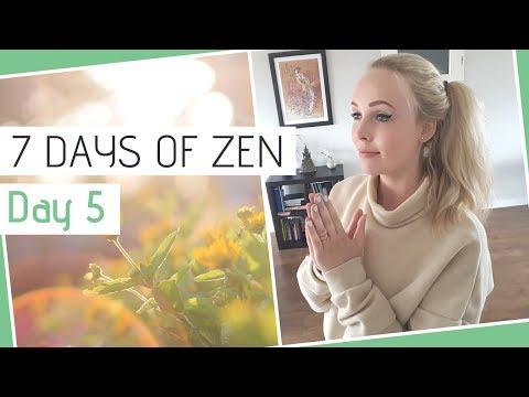 7 DAYS OF ZEN   Day 5 - Pranayama (Breathing) Technique (Guided Meditation)