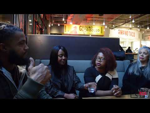 MD State Senate Candidate Angela Angel, Aaron Maybin & Friends Discuss Baltimore School Heat Crisis