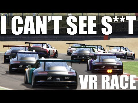 "Assetto Corsa - ""I Can't See S**t"" 