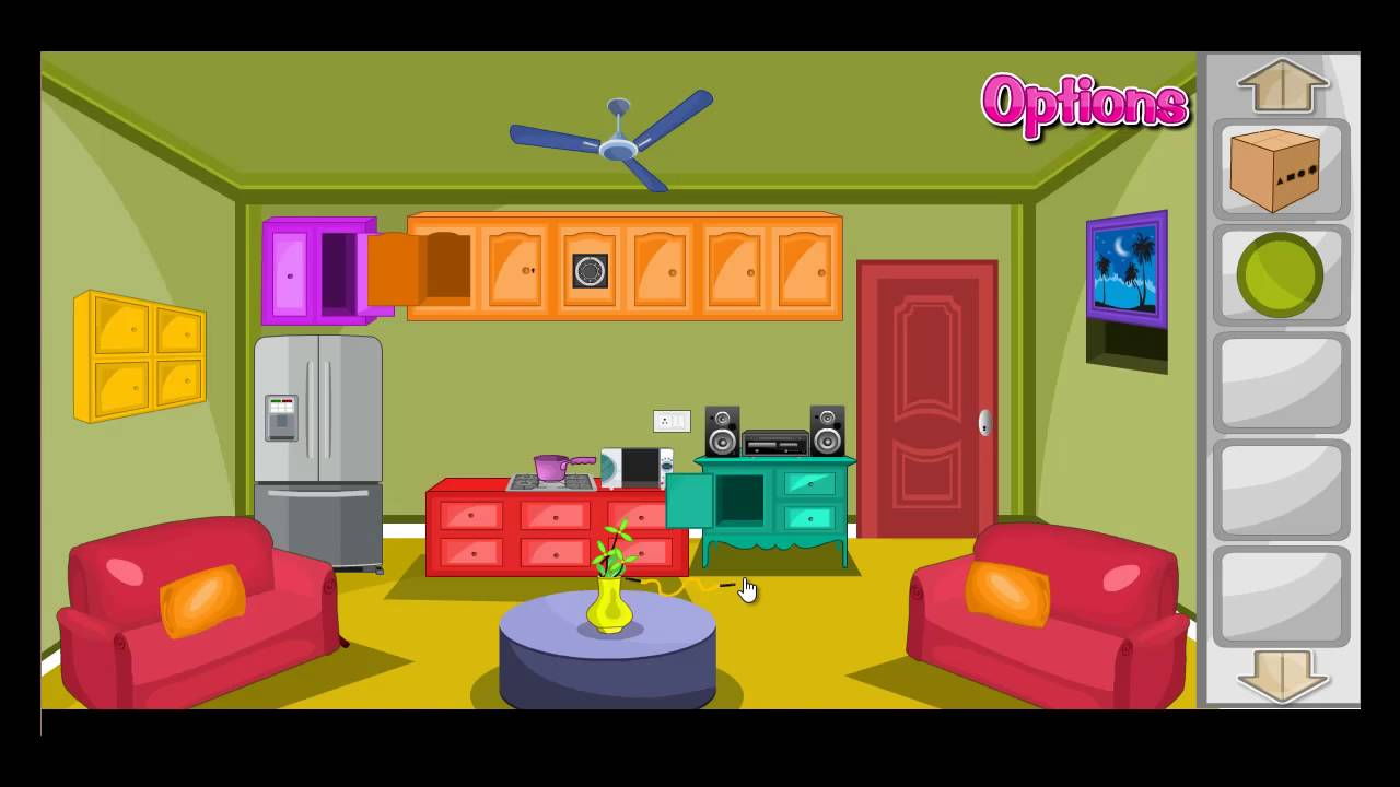 escape game-smart sitting room level 3 walkthrough - youtube