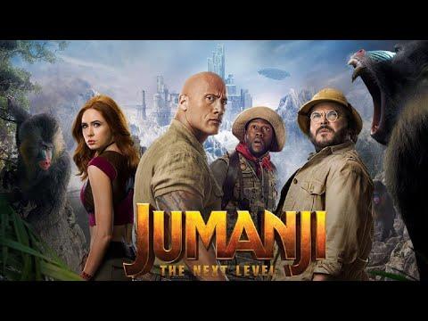 ДЖУМАНДЖИ: НОВЫЙ УРОВЕНЬ (2019) / Jumanji: The Next Level / Jumanji 3: Next Level
