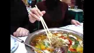 La cuisine du Sichuan à Paris