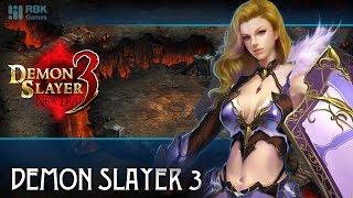Обновление Demon Slayer 3 — Святой меч Ода