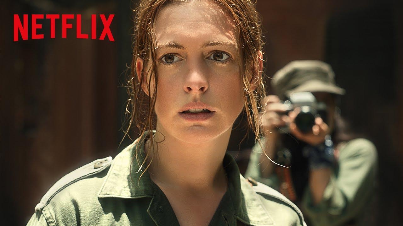 마지막 게임 | 공식 예고편 | 앤 해서웨이와 벤 애플렉 신작 영화 | Netflix