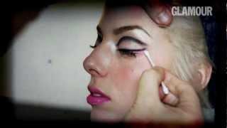 Рок-макияж для девушек