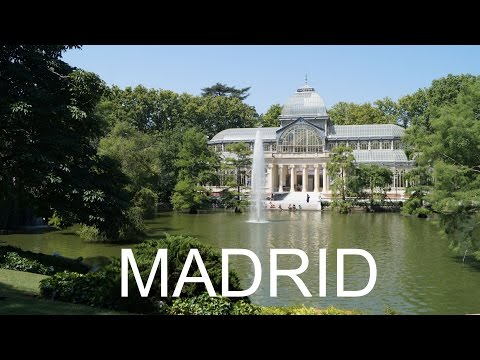 Travel to... Madrid