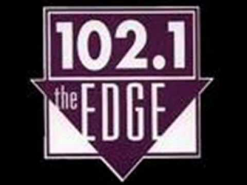 CFNY 102.1 The Edge Thursday 30 with Martin Streek & Pete Fowler 1997 - Part 1