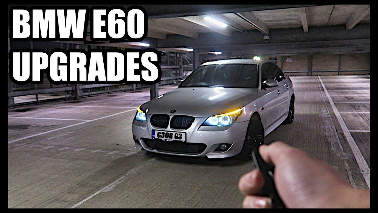 Bmw E60 Upgrades 5 Series Improvements Mods