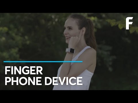 This Device Can Turn Your Finger into a Phone