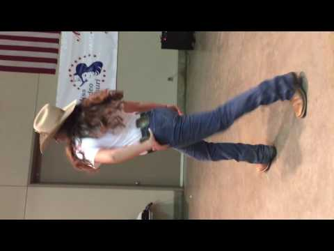 2016 Miss Rodeo Missouri Pageant, Fashion show - Set 1