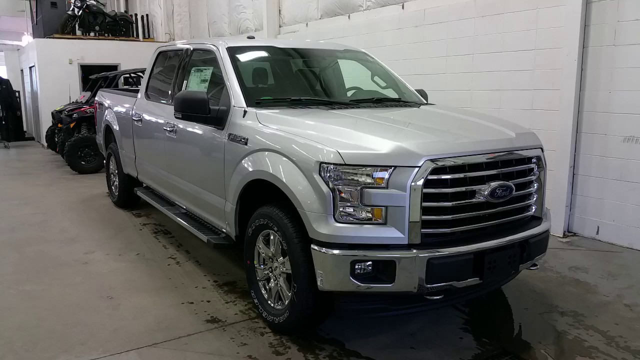 2017 ford f 150 4wd supercrew 157 xlt xtr w htd seats rmt start boundary ford youtube. Black Bedroom Furniture Sets. Home Design Ideas