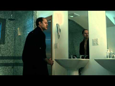 The Perfect Host - Bathroom scene