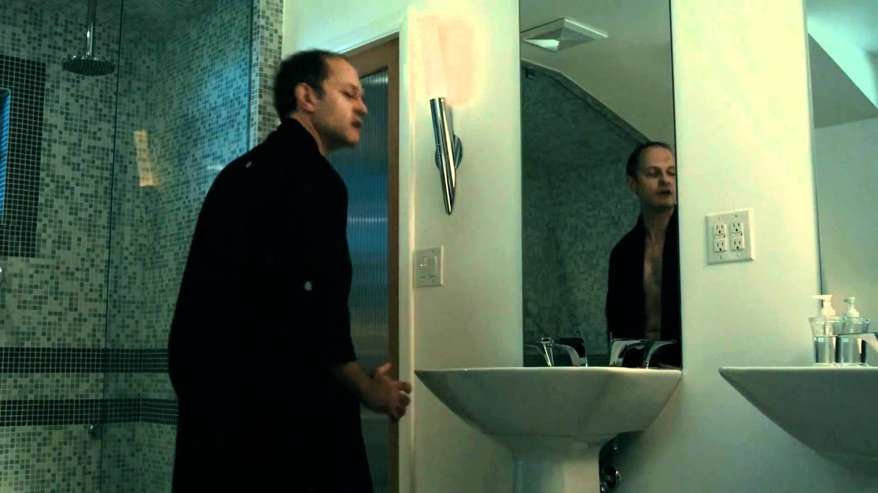 the perfect host bathroom scene youtube. Black Bedroom Furniture Sets. Home Design Ideas