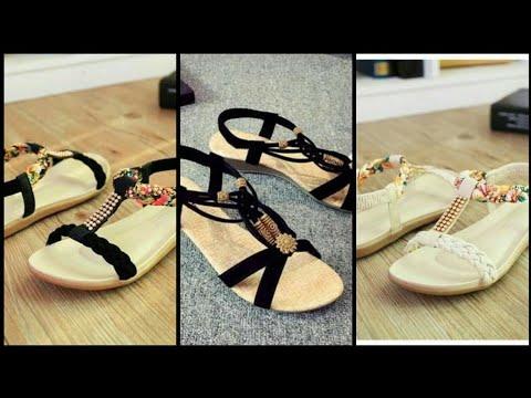 Stylish Branded Sandals Designs