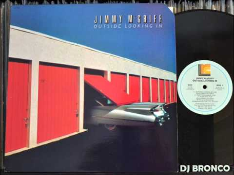 JIMMY McGRIFF * OUTSIDE LOOKING IN