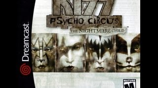 Kiss Psycho Circus: The Nightmare Child (Mini-review and Impressions) (Sega Dreamcast)