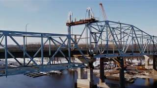 Video still for Red Wing Bridge Project