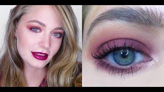 Яркий осенний макияж 2016: видео-урок