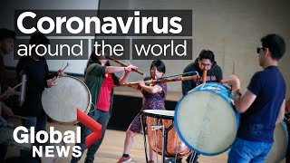 Coronavirus around the world: May 28, 2020