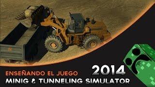 Mining & tunneling Simulator - Español - Enseñando el juego | Random