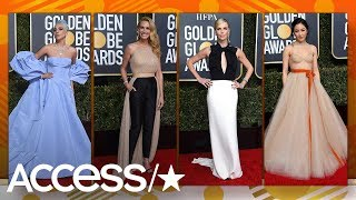 Golden Globe Fashion Wins & Fails: Why Heidi Klum Landed On The Worst List! | Access