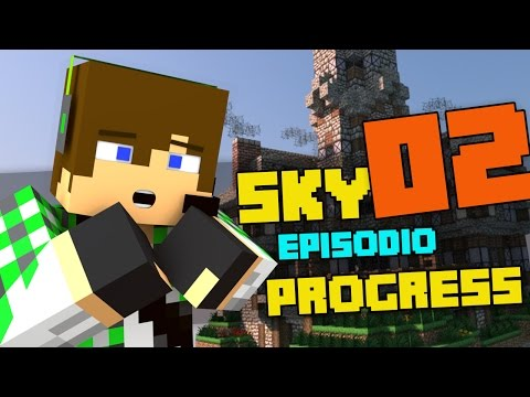 Esploriamo le isole! - Minecraft Sky Progress E2 - Видео из Майнкрафт (Minecraft)