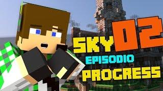 Esploriamo le isole! - Minecraft Sky Progress E2