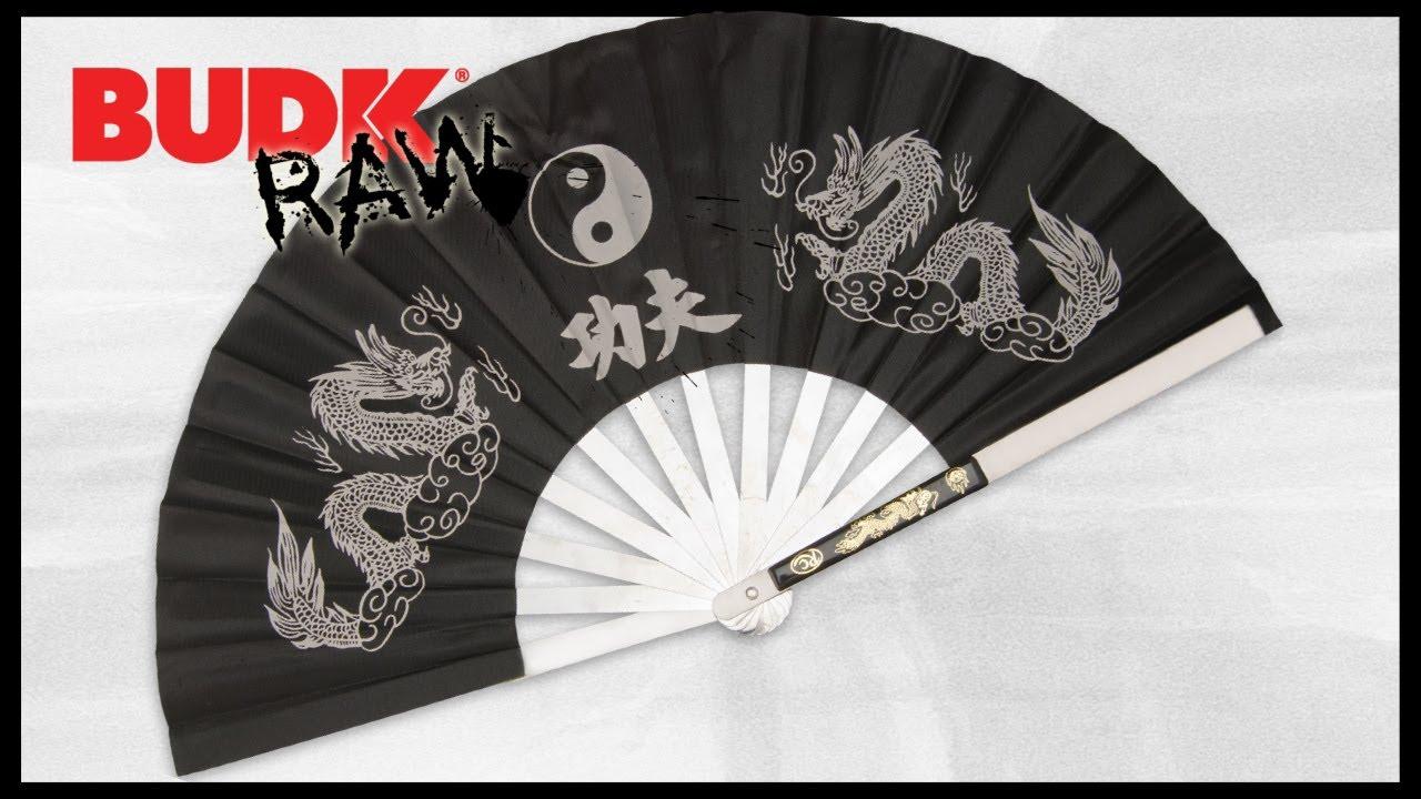 Martial Arts Fan Self Defense Weapon - $29 99!!