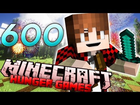 Minecraft: Hunger Games w/Mitch! Game 600 -