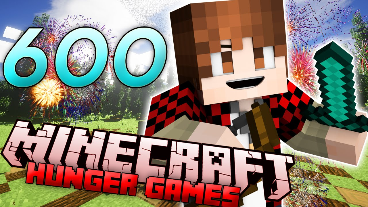 Minecraft hunger games w mitch game 600 39 champions for Mine craft hunger games