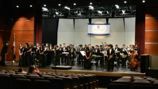 Mount Eden HS Wind Ensemble San Diego 2017