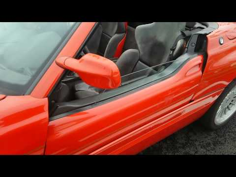 bmw z1 alpina door close youtube. Black Bedroom Furniture Sets. Home Design Ideas