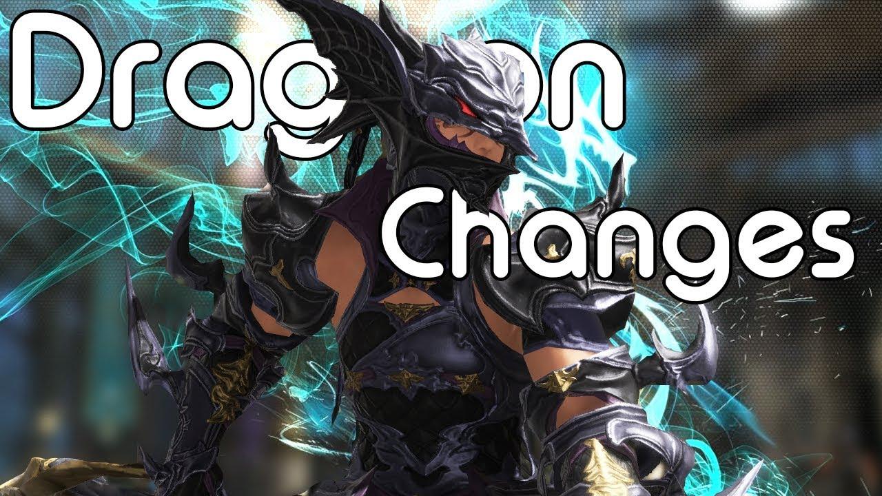 Dragoon Changes | FFXIV Shadowbringers Media Tour