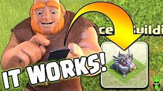 I DIDN'T KNOW THAT! - Clash of Clans Trick! - New TH11 Dark Elixir Farming with Miners