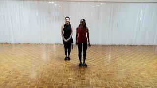 Latin Cardio Dance Class Part One