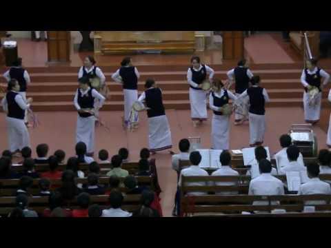 Chheih - Vaivakawn Corps Women's Ministries Timbrelists