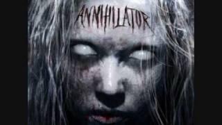 Annihilator - Death in Your Eyes (HQ)