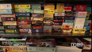 The Uncommons a Coffee Shop in New York offering Coffee and Board Games