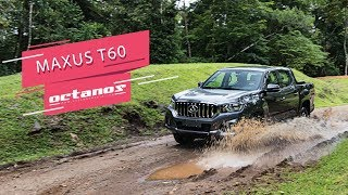 Test Drive: Maxus T60 | ¿Estamos listos para un pick-up chino?