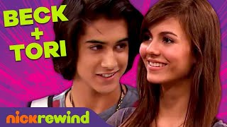 Beck & Tori's Relationship Timeline! 💖 Victorious | Nick Rewind