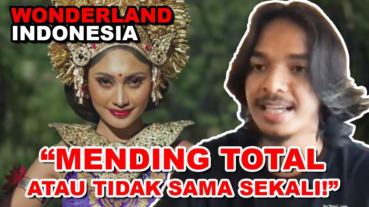 KLARIFIKASI KA ALFFY REV UNTUK VIDEO WONDERLAND INDONESIA!