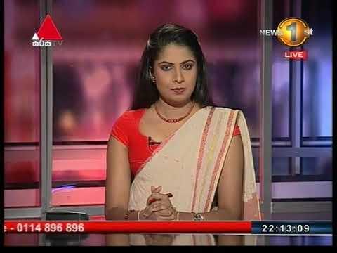 News 1st: Prime Time Sinhala News - 10 PM | (01-01-2018