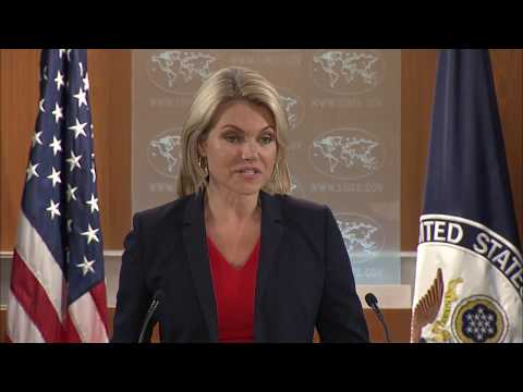 Department Press Briefing - September 26, 2017
