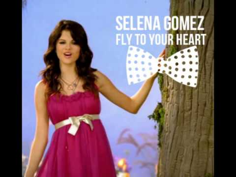 Fly To Your Heart - Selena Gomez (Audio)