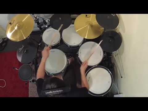 Superman Is Dead   Sunset Di Tanah Anarki drum cover by Budi Fang