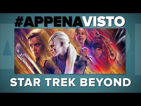 STAR TREK BEYOND - #AppenaVisto - Recensione