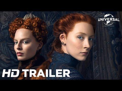 Maria Stuart, Dronning af Skotland - I biografen 14. marts (dansk trailer 1)